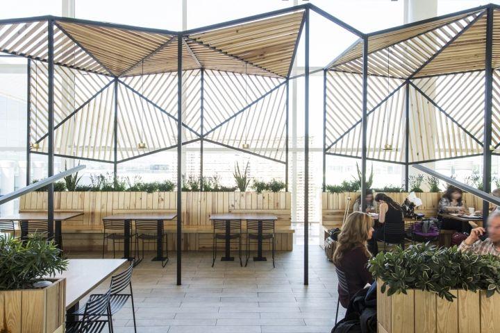Dehesa Santa Maria restaurant by Dear Design, Barcelona – Spain ...