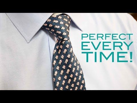 How to tie a tie half windsor knot easy method youtube how to tie a tie half windsor knot easy method youtube ccuart Gallery