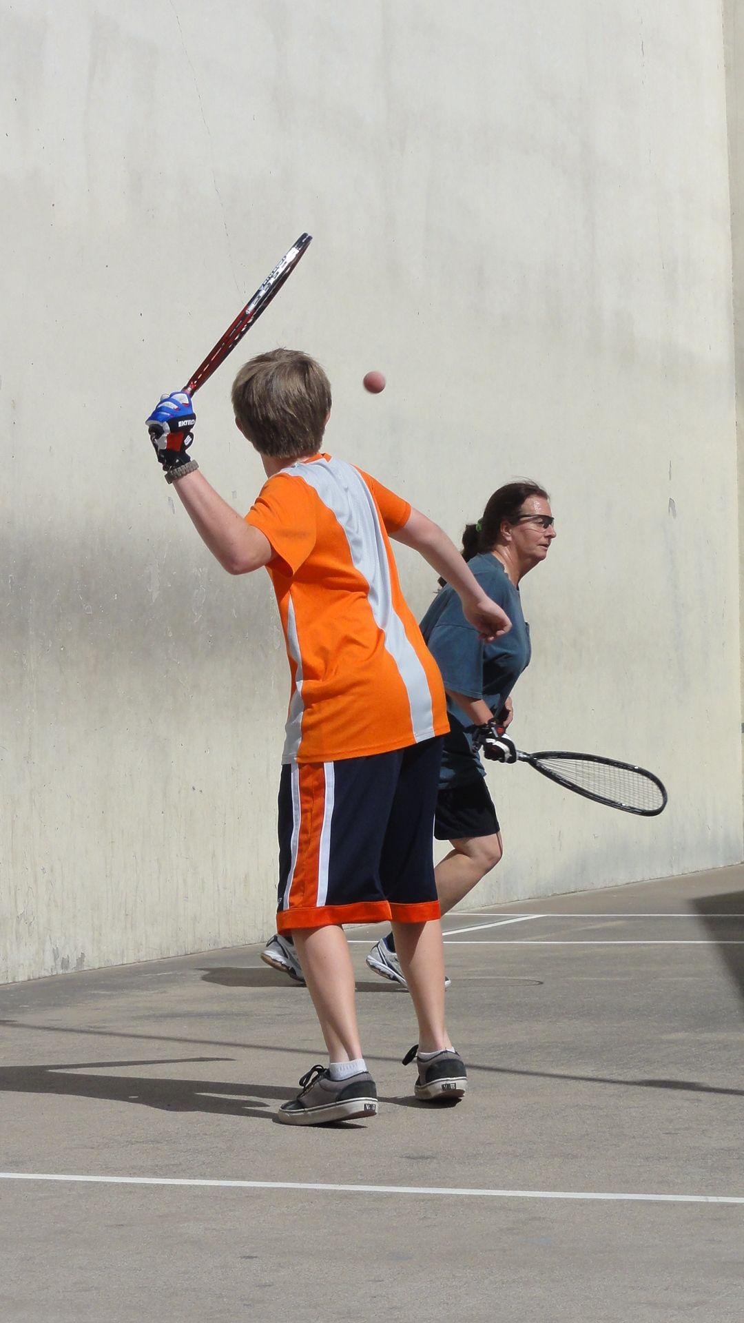 Fun for everyone racquetball arizona outdoor
