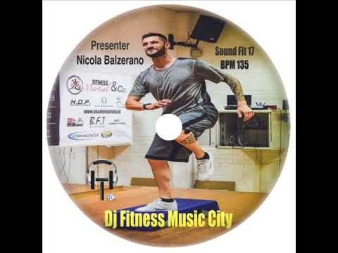 Fitness Music - Fitness Music City Feat Presenter Nicola Balzerano Step Aerobic Fit VOL 17  #Fitness...