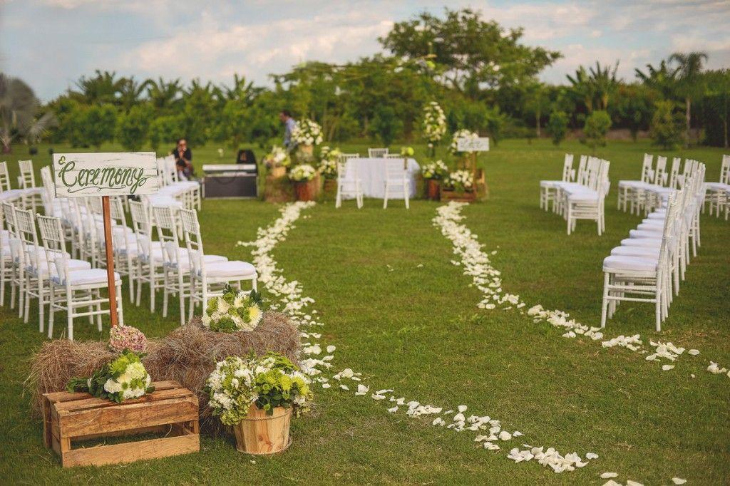 ideas para bodas rusticas - Buscar con Google