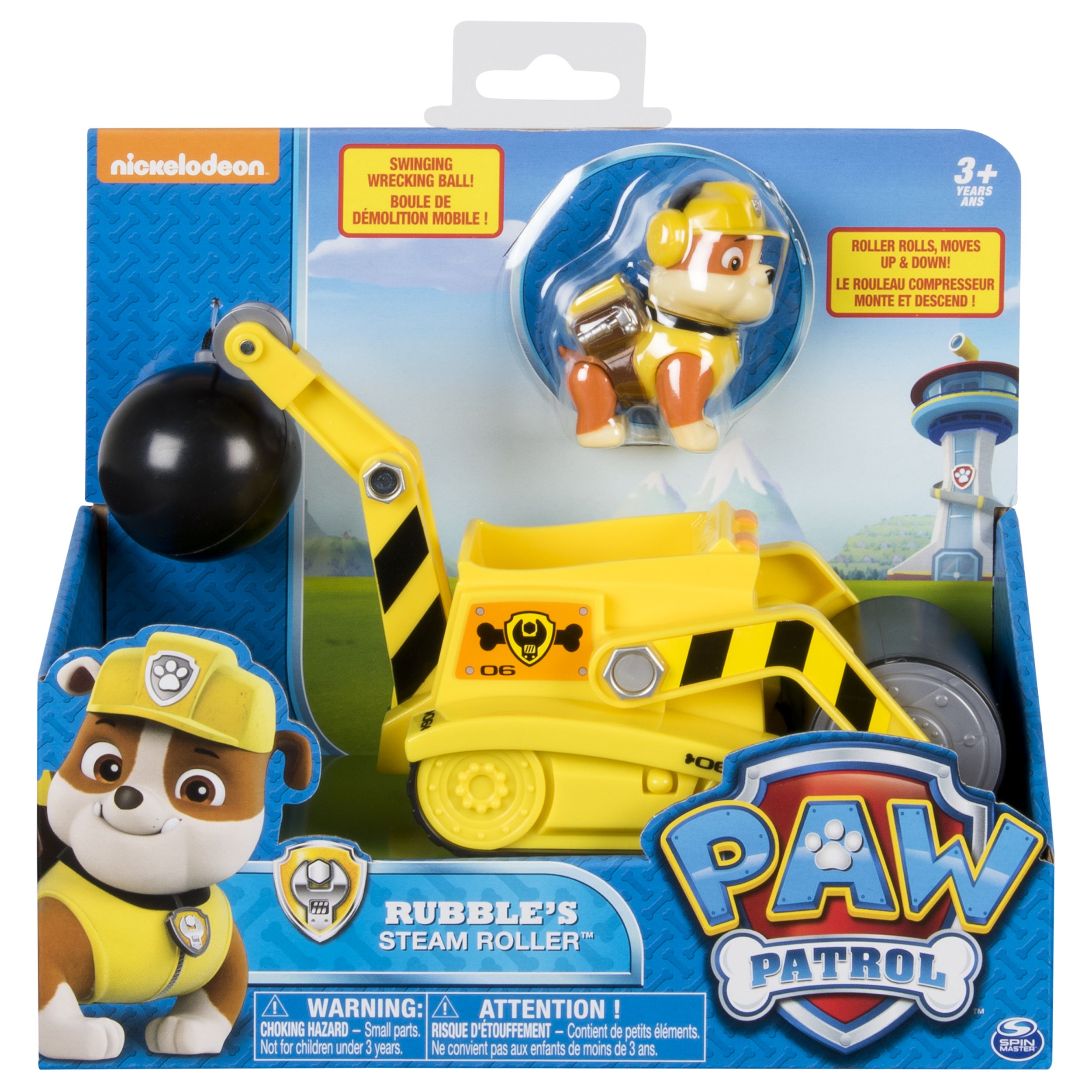 bb8f0608 PAW Patrol Ultimate Rescue - Chase¡¯s Ultimate Rescue Police Cruiser with  Lifting Seat and Fold-out Barricade, for Ages 3 and Up#Rescue, #Chase,  #Police