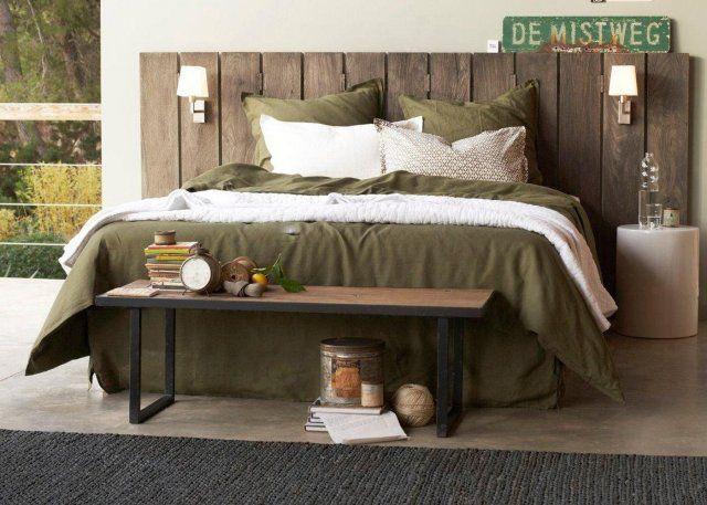 tête de lit : des modèles canons pour renouveler sa chambre | room