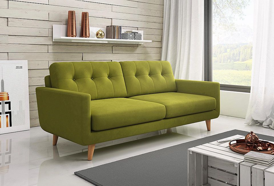 INOSIGN 3 Sitzer Sofa In Modernen Farben Jetzt Bestellen Unter:  Https://moebel.ladendirekt.de/wohnzimmer/sofas/2 Und 3 Sitzer Sofas/?uidu003da0bafca0 B75d 5af7   ...