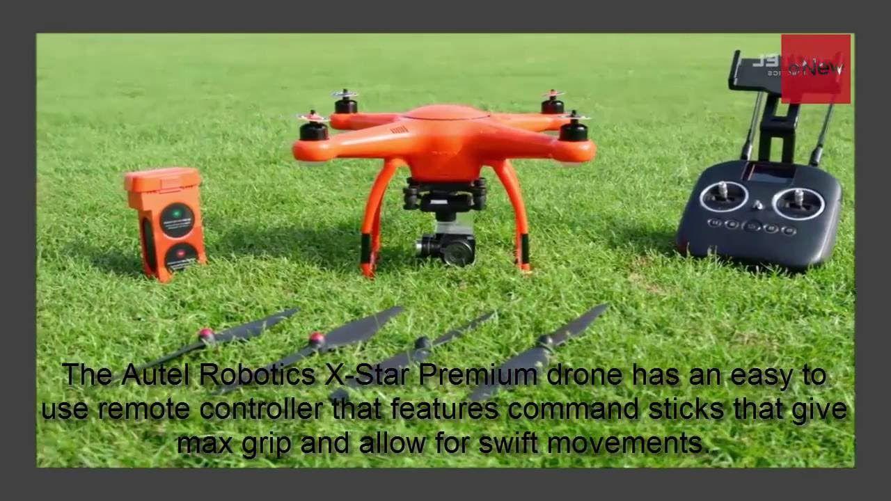 Autel Robotics X Star Premium Drone Review