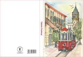 tramvay çizimi ile ilgili görsel sonucu