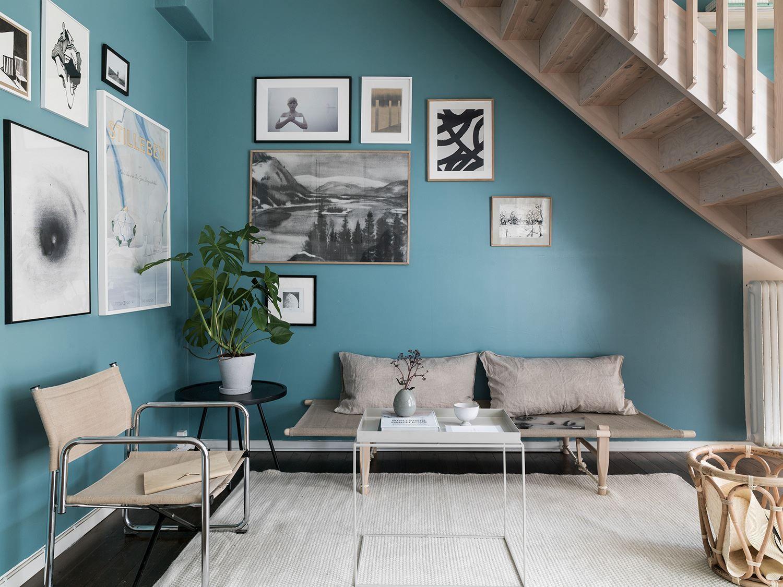 keine farbe kleidet sch ne dinge so magisch ein wie blau auch das zuhause wohnen zuhause. Black Bedroom Furniture Sets. Home Design Ideas