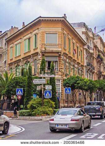 Monaco Street Fotos, imagens e fotografias Stock | Shutterstock