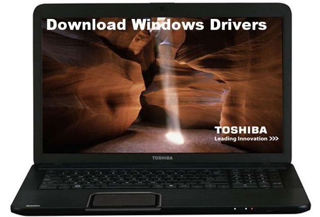 TOSHIBA SATELLITE C870-17G DRIVERS FOR WINDOWS