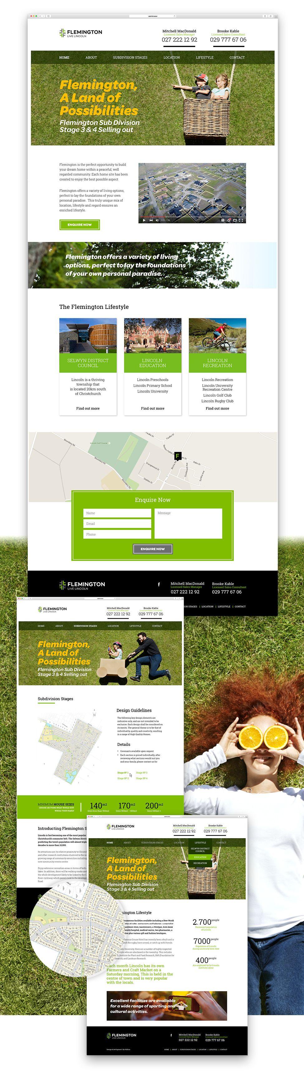 Flemington Publica Web Design Marketing Strategy Beautiful Design