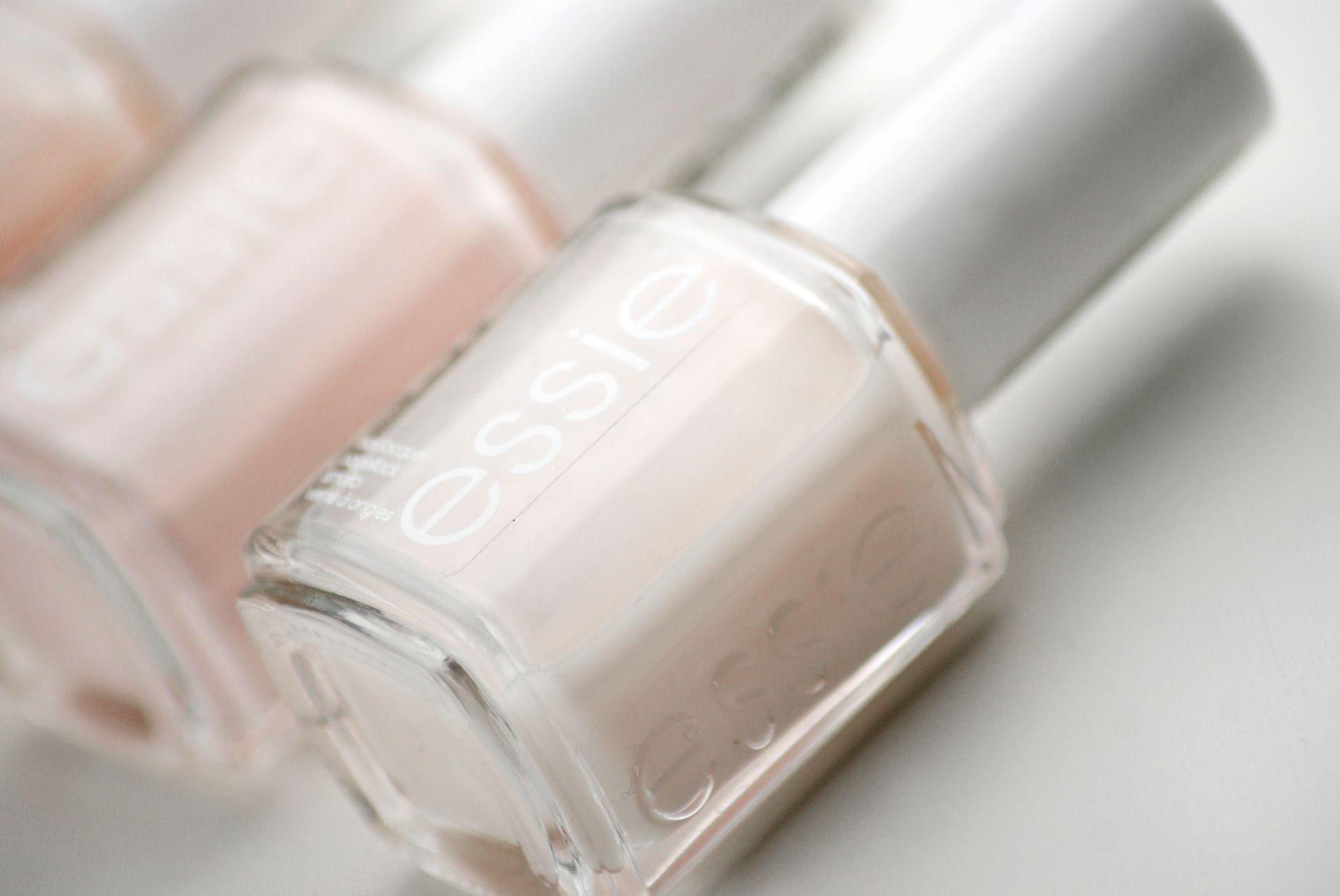 Essie Ballet Slippers - die blassrosa Kultfarbe von Essie & der ...