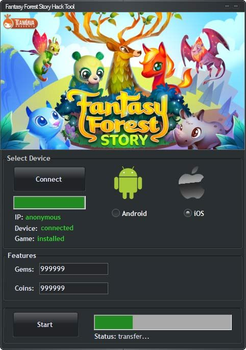 Fantasy Forest Story Hack Tool No Survey Free Download