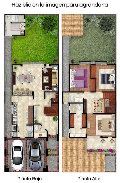 El mayorazgo residencial modelo segovia planos house for Modelos casas planta baja