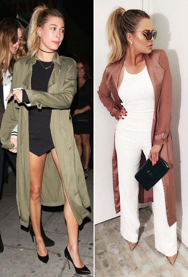 69bf867bd14 3 Celeb-Approved Ways to Rock the Duster Coat Trend