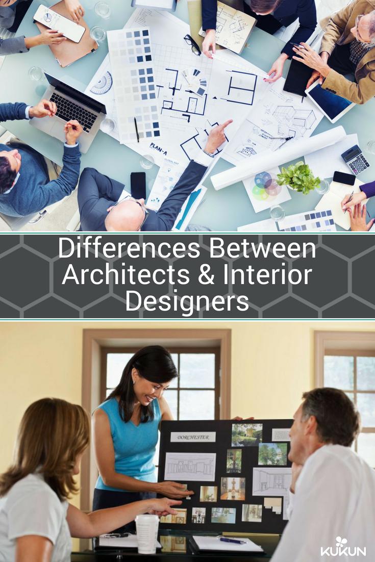 Architect vs Interior Designer - Ultimate Decision in House ...
