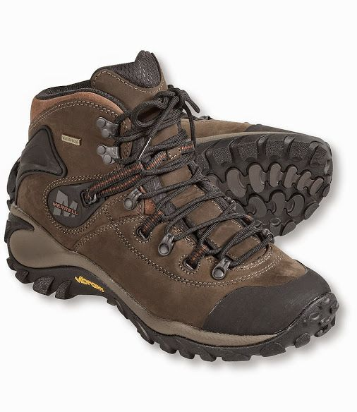 421ad2c7b08 MERRELL PHASER PEAK WP MENS BROWN - Set-to-stun, the Phaser executes ...