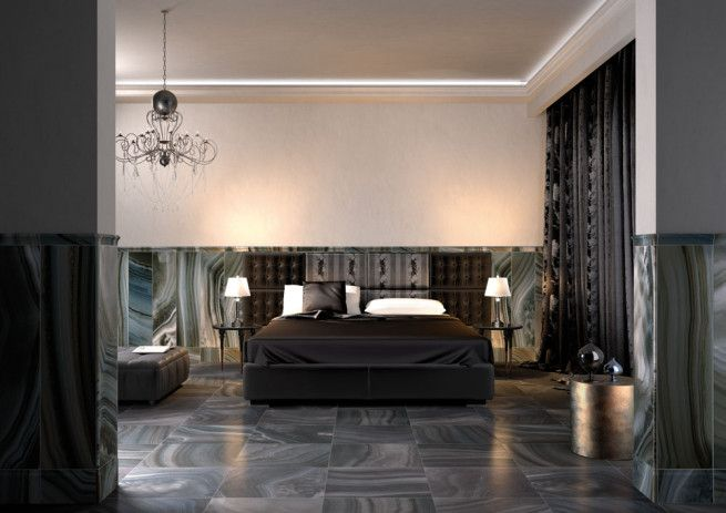 Roberto Cavalli Luxus Burkolat Bedroom Flooring Floor Tile Design Modern Bedroom Decor