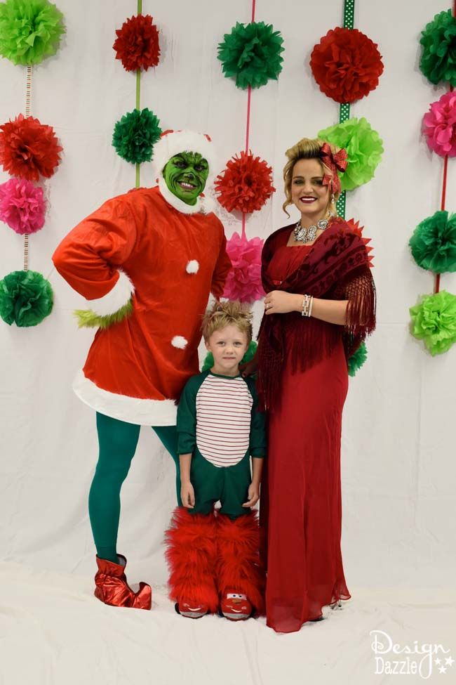 Church Christmas Party Idea: DIY Whoville / Grinch Themed Party (Supplies, Decorations, etc)