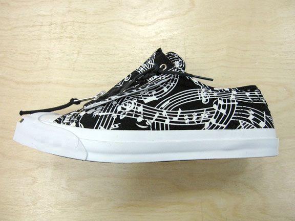 Footwear: Number Nine x Converse Jack Purcell. | Converse