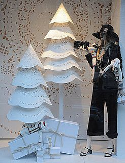 be inspired by the paris chanel holiday decorations gph window display pinterest christmas holiday and christmas store - Noel Christmas Store