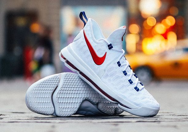 The Nike KD 9 Premiere Dropped In NYC Today Was Before The Release Date 8f8ca4a4ef
