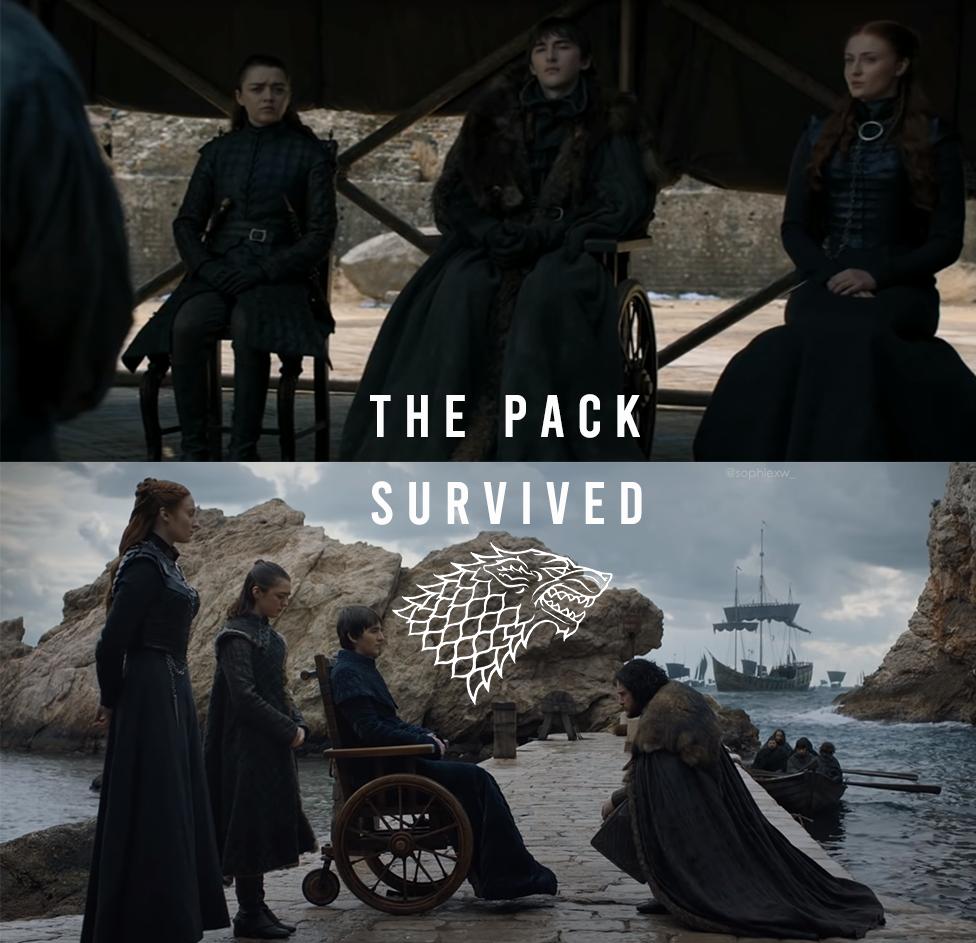 house stark (game of thrones) Stark, Got memes, Arya