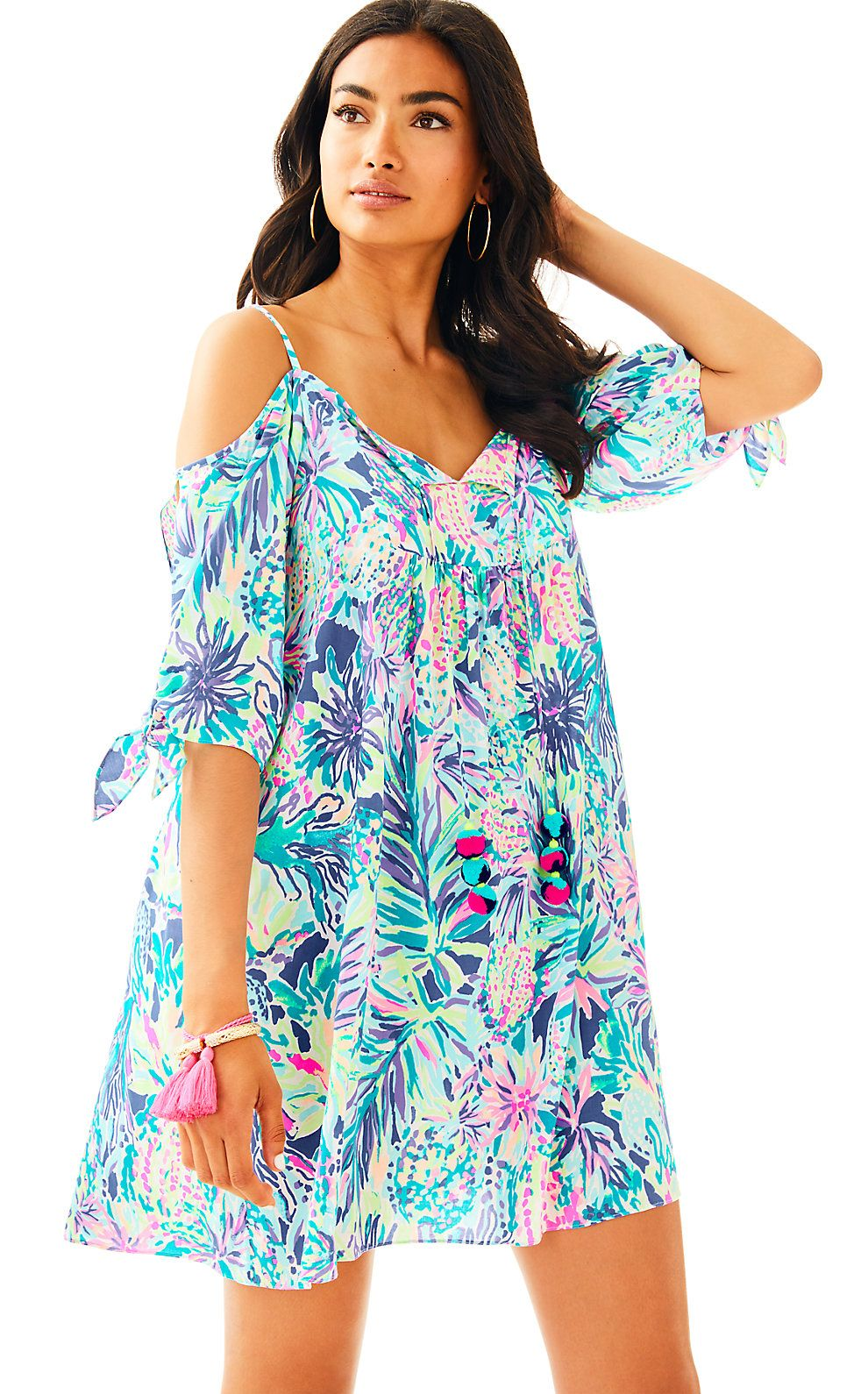 b0667f06494c LILLY PULITZER ALANNA SWING DRESS. #lillypulitzer #cloth ...