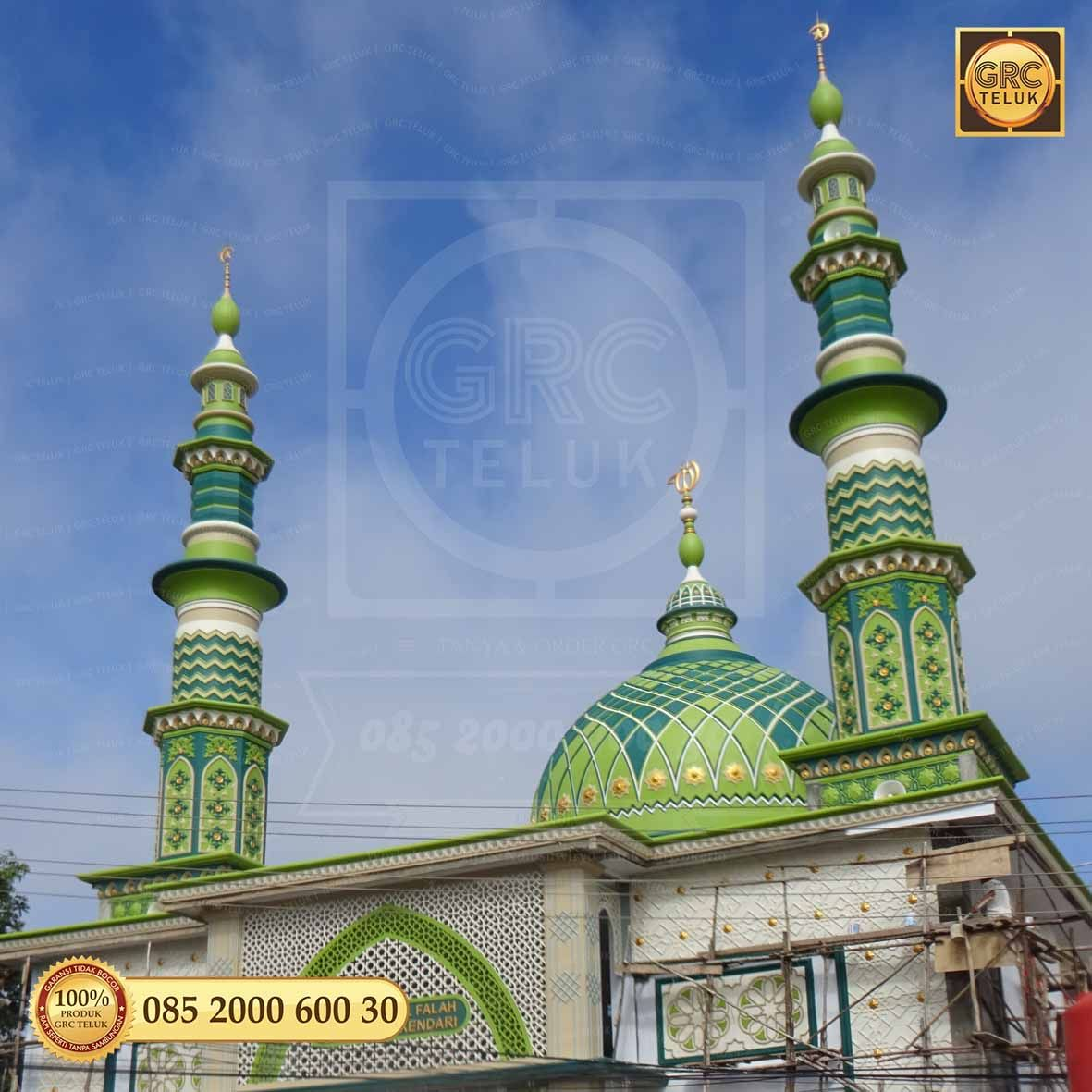 Pin Di Kontraktor Menara Masjid Wa 085200060030