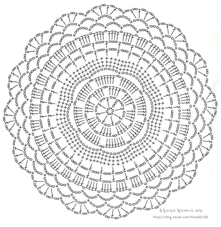 crochet crochet circle pinterest crochet crochet motif and catcher ccuart Image collections