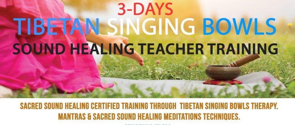 Tibetan Singing Sound Healing Training Courses In Goa Rishikesh