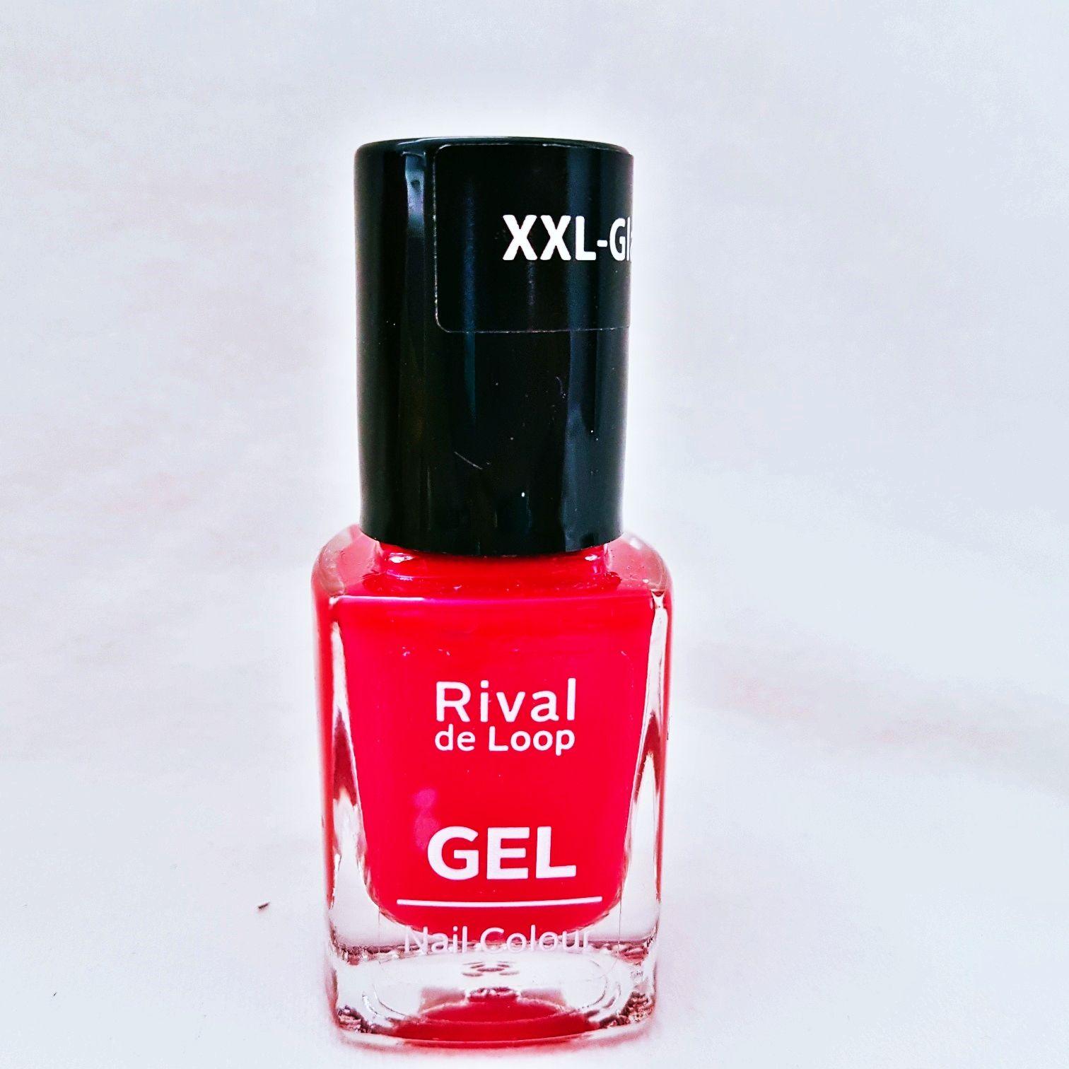 Rival de Loop Gel Nail Colour mit xxl-Glanz