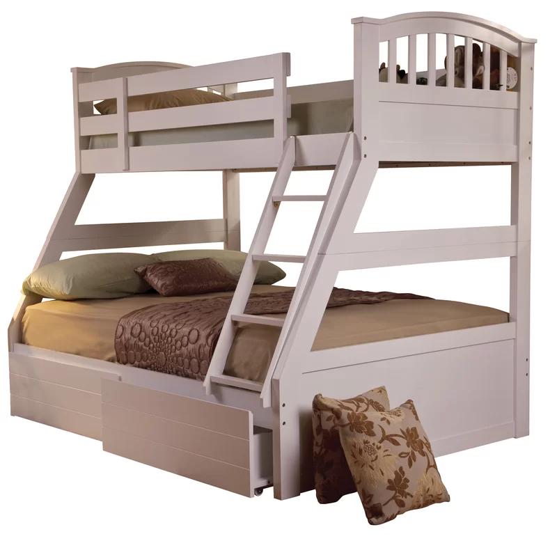 Harriet Bee Alabama Gypsyrose Bunk Bed & Reviews Wayfair