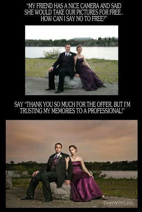 Photography This Is Why You Hire A Professional Wedding Photographer