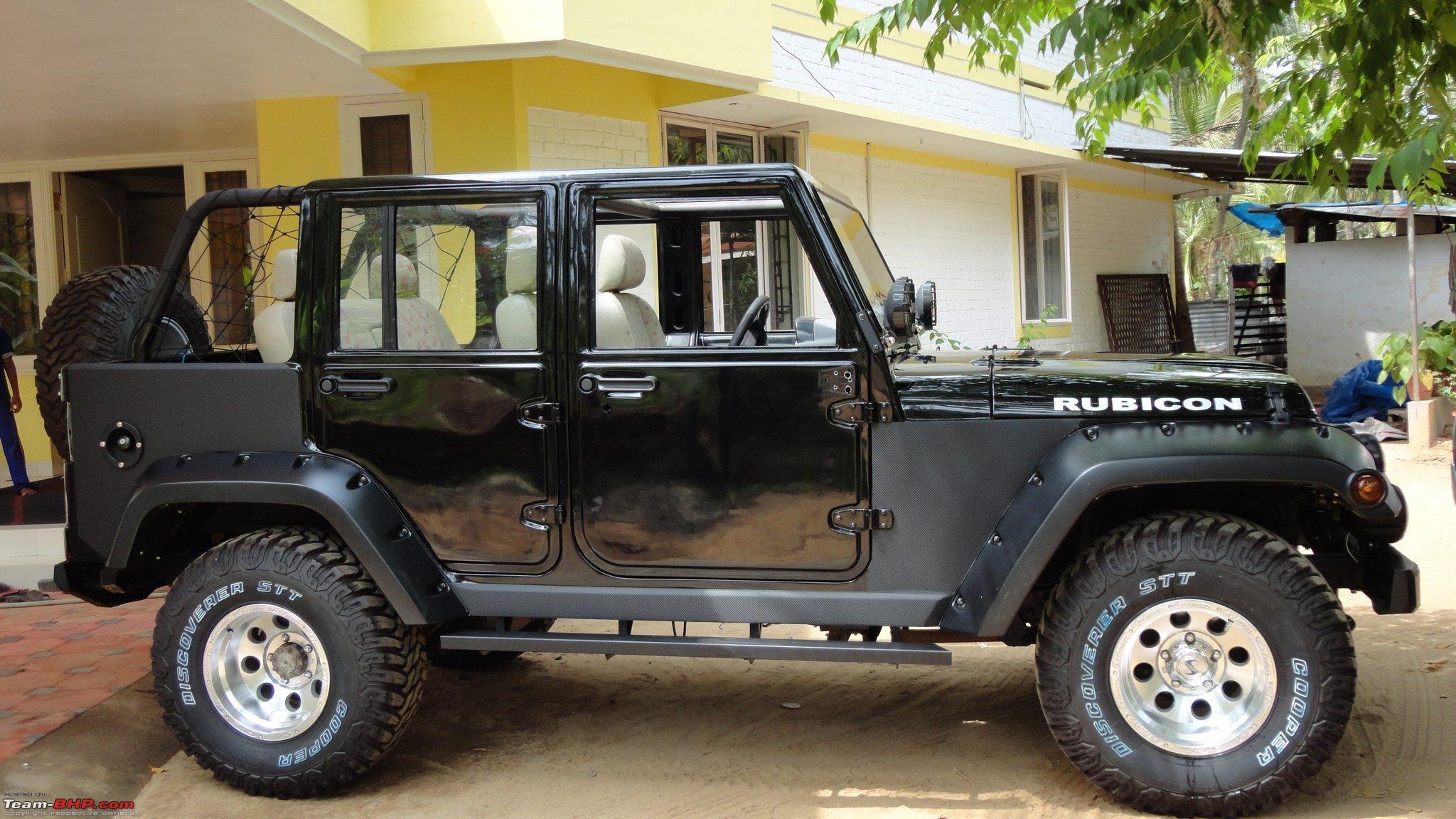 Modified Mahindra Bolero Jeepster Bolero Niva