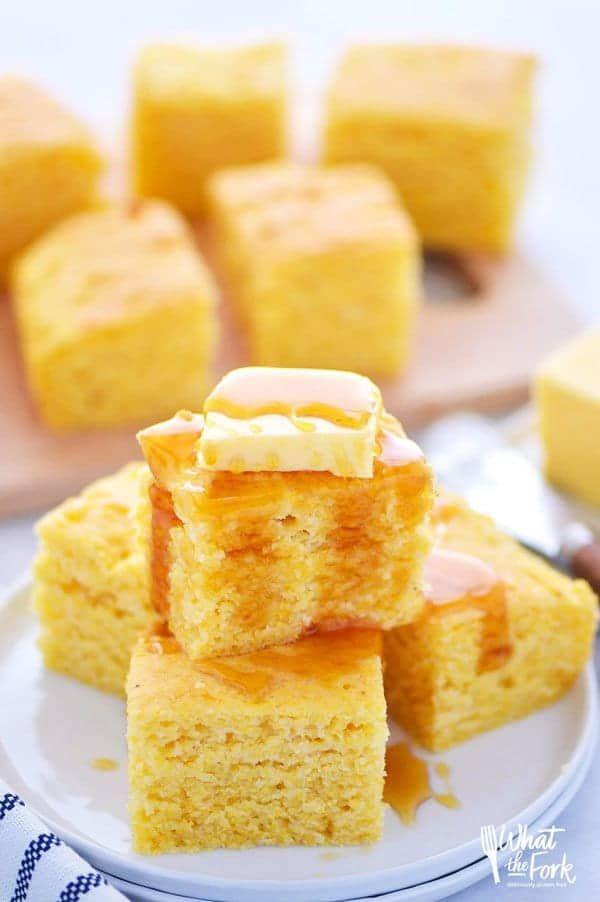 Gluten Free Cornbread images