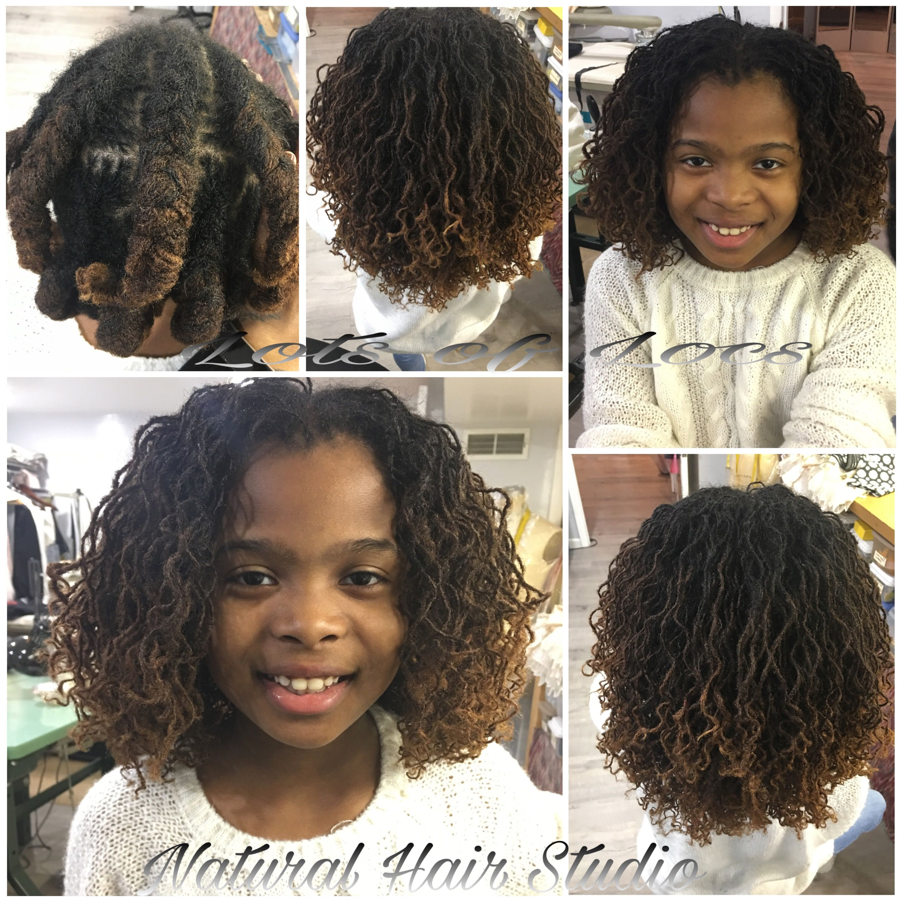 My Daughter\'s Braid out results in 2019 | Natural hair ...