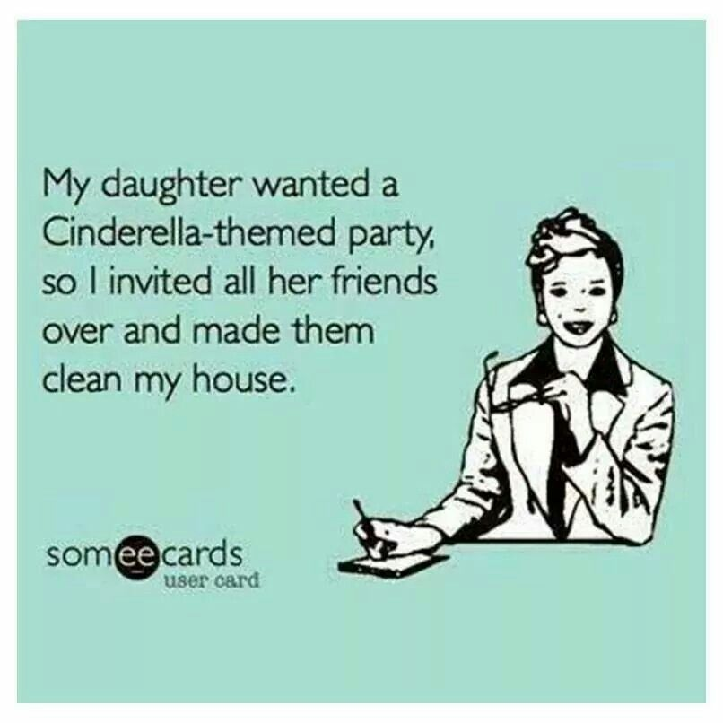 Cinderella Party Funny Quotes Ecards Funny Funny