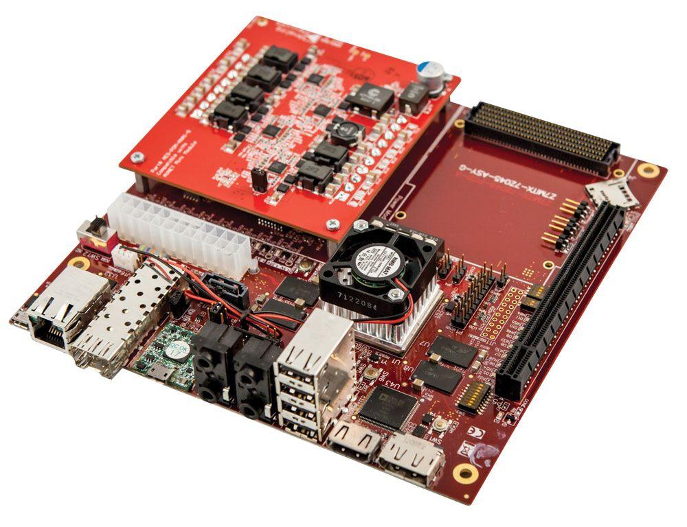 Mini-ITX | Zedboard | The Kitchen Zynq