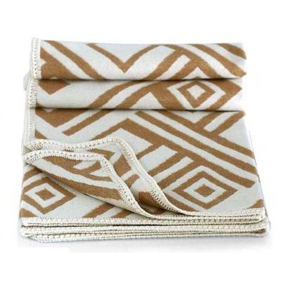 Novica Labyrinths Throw Blanket