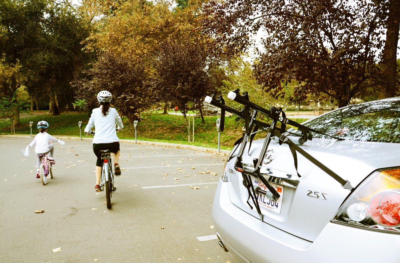 allen sports deluxe 2 bike trunk mount
