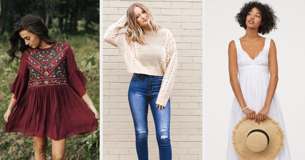 28 Inexpensive Online Clothing Stores You May Want To