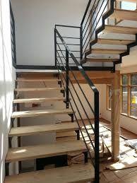 ผลการค้นหารูปภาพสำหรับ escalier double quart tournant avec palier ...