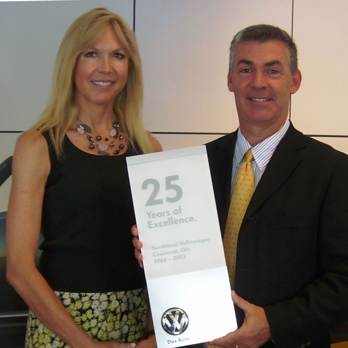Northland Volkswagen Celebrates 25 Years Of Being A Vw