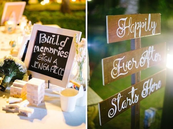 12 Wedding Sign Ideas You Ll Definitely Want For Your Day