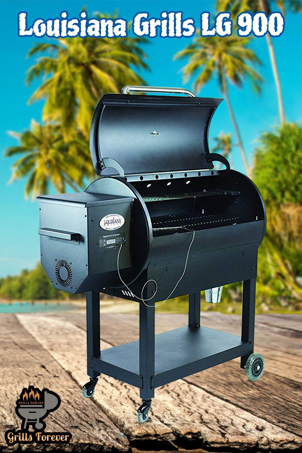 Louisiana Grills LG 900 Review | Top Grilling Brands | Grilling, Gas
