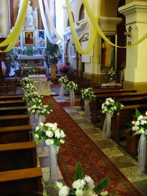decoraci n de iglesias para bodas buscar con google
