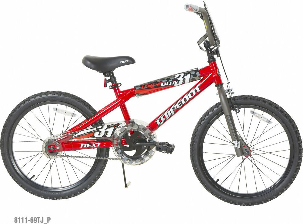 Sponsored Ebay 20 Boys Bmx Bike Red With Black And Gray Details Front Hand Rear Coaster Brake Bicycles For Sale Bmx Bikes Kids Bicycle