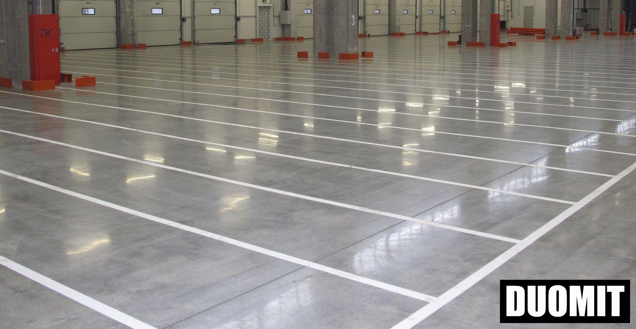 Warehouse Flooring HeavyDuty Solutions Floor coating