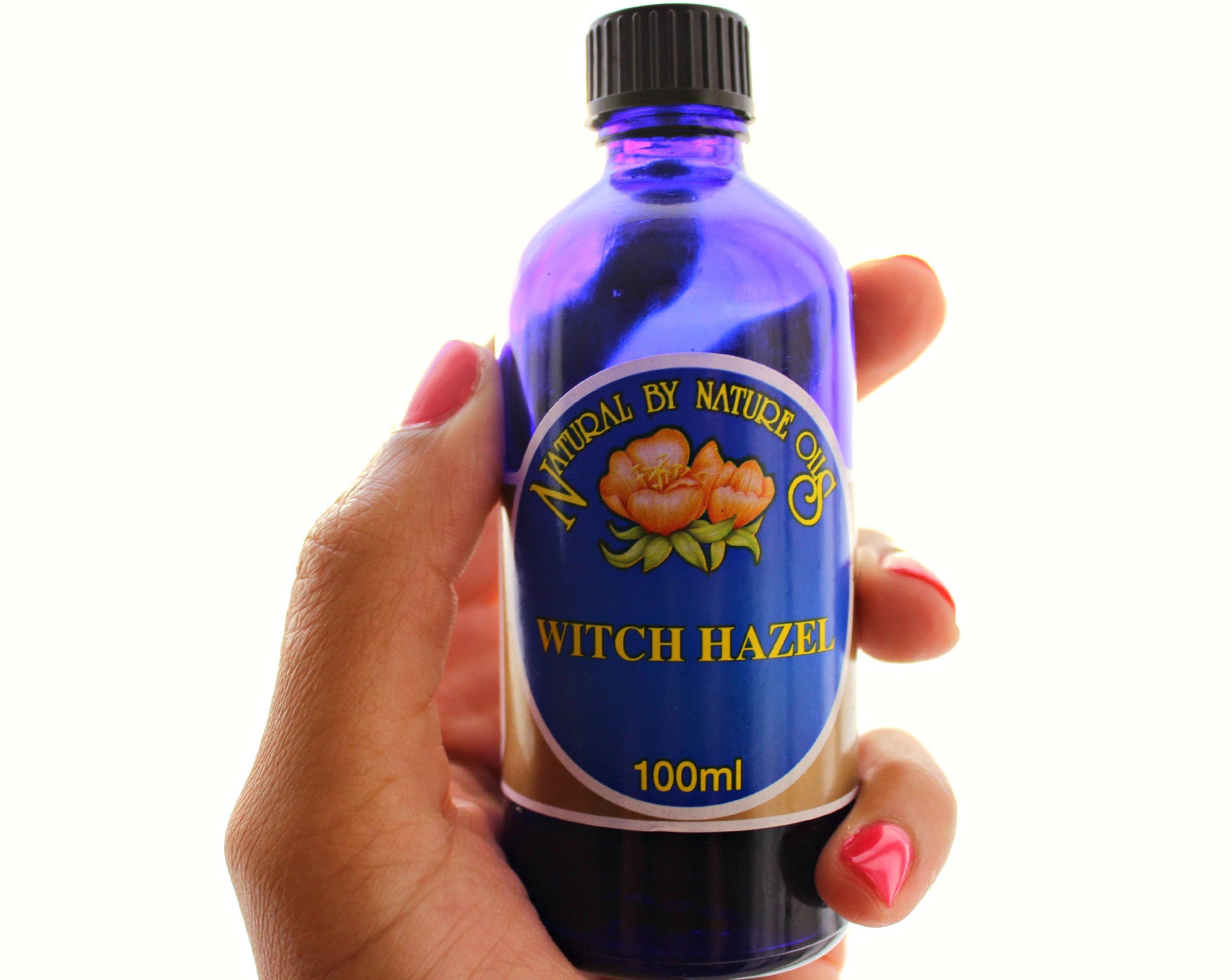 Witch Hazel Nature's Facial Toner!