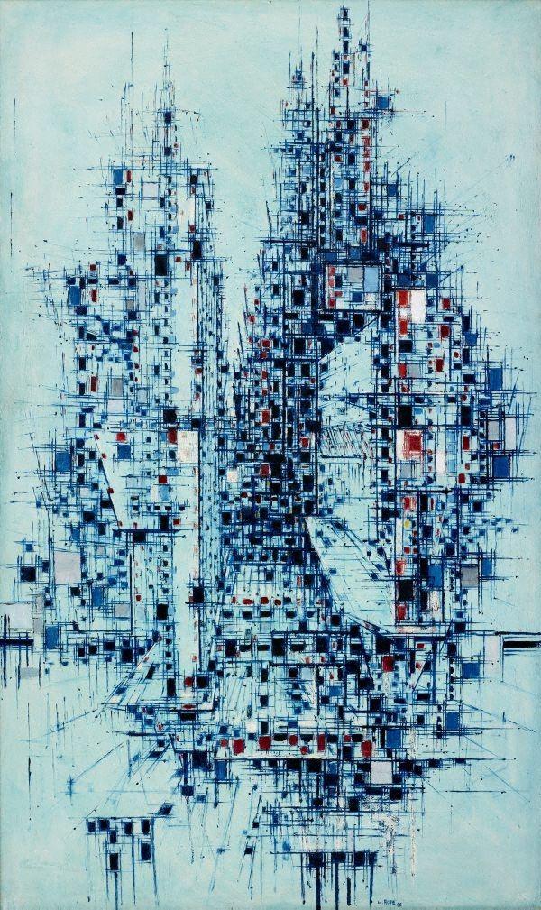 William Rose, Construction, 1956